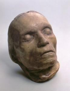 maschera mortuaria -ludwig-van-beethoven