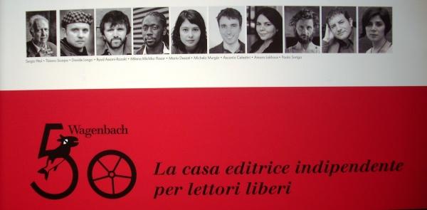 Wagenbach Salone del libro Torino