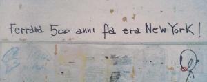 graffiti Ferrara New York