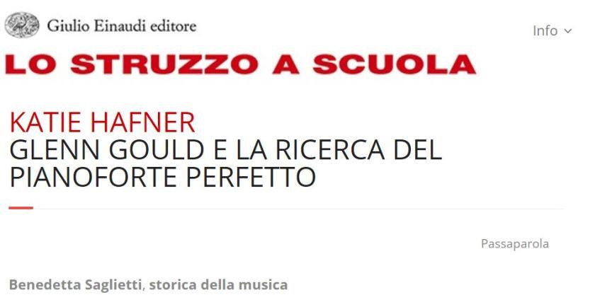Einaudi Struzzo